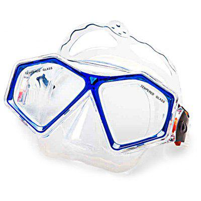 WINMAX WMB07064 Silicone Material Diving Glasses