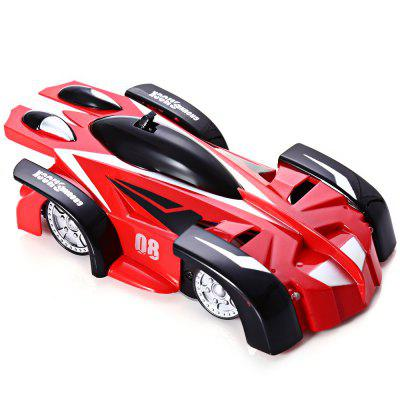 JJRC Q3 RC Climbing Vehicles Infrared Creeping Car Gift for KidsRC Cars<br>JJRC Q3 RC Climbing Vehicles Infrared Creeping Car Gift for Kids<br><br>Age: Above 8 years old<br>Brand: JJRC<br>Car Power: 26909<br>Detailed Control Distance: 8~10m<br>Drive Type: 2 WD<br>Features: Radio Control<br>Functions: With light, Turn left/right, Forward/backward<br>Material: Electronic Components, Plastic<br>Motor Type: Brushed Motor<br>Package Contents: 1 x Q2 Climbing Car, 1 x Transmitter, 1 x USB Cable, 1 x English Manual<br>Package size (L x W x H): 8.50 x 19.00 x 25.70 cm / 3.35 x 7.48 x 10.12 inches<br>Package weight: 0.400 kg<br>Product size (L x W x H): 4.00 x 7.80 x 15.00 cm / 1.57 x 3.07 x 5.91 inches<br>Product weight: 0.059 kg<br>Racing Time: 6~7mins<br>Remote Control: IR Remote Control<br>Transmitter Power: 6 x 1.5V AA battery (not included)<br>Type: Stunt Car