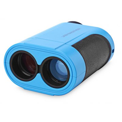 KXL - Q1500 1500m Golf Laser Rangefinder 6X Magnification Sports Focus Eyepiece with 4 Modes