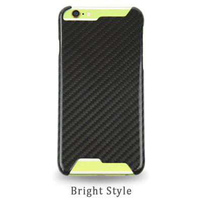Carbon Protective Back Cover Case for iPhone 6 / 6S