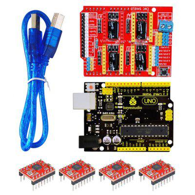 Keyestudio 3D Printer Part CNC Kit for Arduino