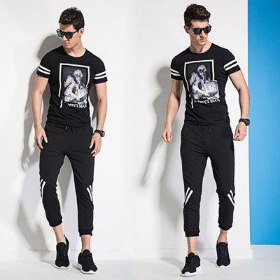 Legend Paul Two-piece T-shirt Suit for Male