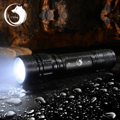 UKing ZQ - G008 800Lm Cree Q5 Waterproof EDC LED FlashlightLED Flashlights<br>UKing ZQ - G008 800Lm Cree Q5 Waterproof EDC LED Flashlight<br><br>Available Light Color: Neutral White<br>Battery Included or Not: No<br>Battery Quantity: 1 x 18650 battery (not included)<br>Battery Type: 18650<br>Beam Distance: 150-200m<br>Body Material: Aluminium Alloy<br>Brand: UKing<br>Color Temperature: 4500K<br>Emitters: Cree XP-E Q5<br>Emitters Quantity: 1<br>Feature: Portable, Pocket Clip, Lightweight, Anti-Roll Rugged Design, Adjustable focus, Adjustable brightness<br>Flashlight size: EDC<br>Flashlight Type: Handheld,Tactical<br>Function: Emergency, Walking, Night Riding, Household Use, Hiking, Camping, EDC<br>LED Lifespan: 100000h<br>Lens: Glass Lens<br>Light color: Neutral White<br>Light Modes: High,Mid,Strobe<br>Lumens Range: 500-1000Lumens<br>Luminous Flux: 800LM<br>Mode: 3 (High; Mid; Strobe)<br>Mode Memory: Yes<br>Model: ZQ-G008<br>Package Contents: 1 x LED Flashlight, 1 x Lanyard, 1 x English Manual<br>Package size (L x W x H): 13.50 x 3.50 x 3.50 cm / 5.31 x 1.38 x 1.38 inches<br>Package weight: 0.0760 kg<br>Power Source: Battery<br>Product size (L x W x H): 11.50 x 2.50 x 2.50 cm / 4.53 x 0.98 x 0.98 inches<br>Product weight: 0.0460 kg<br>Switch Location: Tail Cap<br>Waterproof Standard: IPX-4 Standard Water-resistant<br>Working Voltage: 3.7V<br>Zooming Function: Yes
