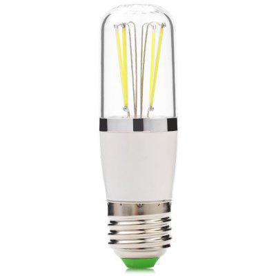 5PCS 4W 340Lm E27 COB LED Filament Light