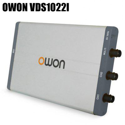 OWON VDS1022I Oscilloscopio PC Isolamento USB
