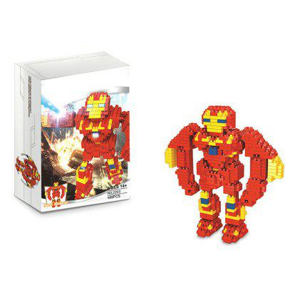 LOZ ABS Cartoon Hero Style Building Block