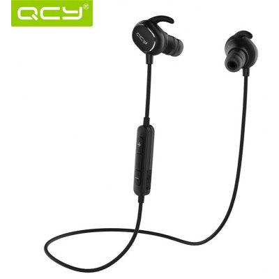 QCY QY19 Bluetooth Running Headphones with Mic awei a860bl sport bluetooth earphones with mic gold