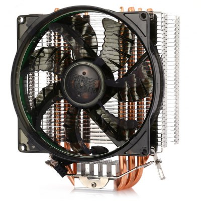 PCCOOLER Donghai X4 Ultra-silent CPU Cooler Fan