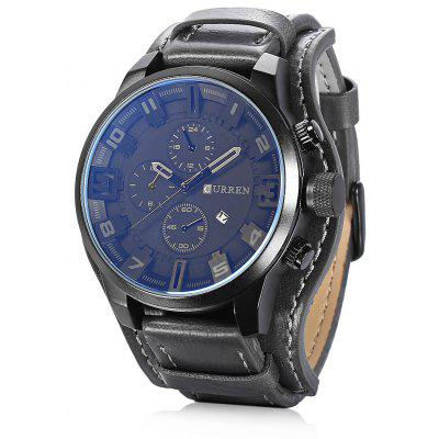CURREN 8225 Casual Men Quartz Watch