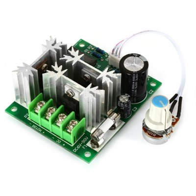DC 6 - 90V Motor Speed Regulator