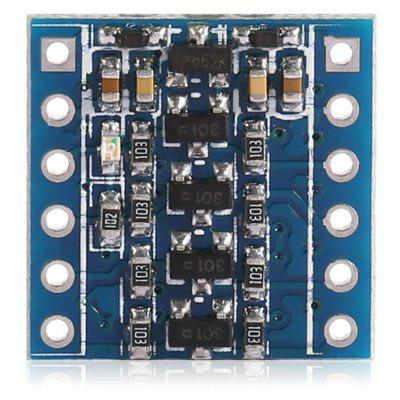 5V to 3V IIC UART SPI Level 4 Way Converter Module Adapter
