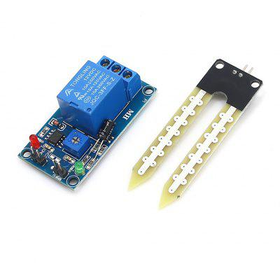 Soil Humidity Moisture Detection Sensor Module Kit