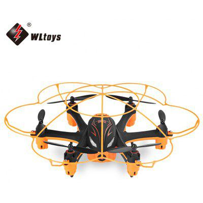WLtoys Q383 - B Mini RC Hexacopter - RTF