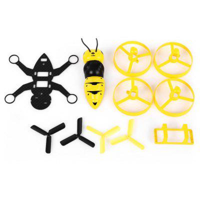 FuriBee F90 90mm Wasp DIY Frame Kit