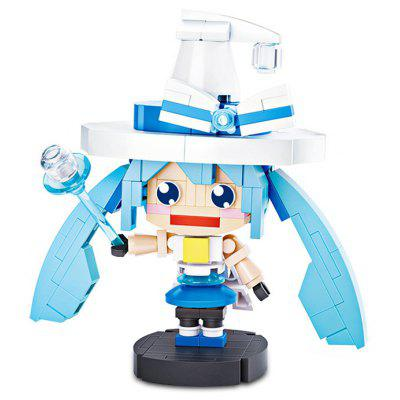 LOZ Theme ABS Cartoon Figure Building Block