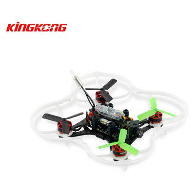 KingKong 90GT 90mm Mini Brushless FPV Racing Drone - BNF -  WITH FRSKY RECEIVER  COLORMIX