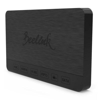 Beelink SEA I TV Box Realtek 1295 Quad Core CPUTV Box<br>Beelink SEA I TV Box Realtek 1295 Quad Core CPU<br><br>5G WiFi: Yes<br>Audio format: FLAC, WMA, AAC, DTS, RM, OGG, MP3<br>Bluetooth: Bluetooth4.0<br>Brand: Beelink<br>Color: Black<br>Core: Quad Core<br>CPU: Realtek 1295<br>Decoder Format: HD MPEG1/2/4, H.263, H.264, H.265<br>DVD Support: No<br>External Subtitle Supported: Yes<br>GPU: ARM Mali-T820MP3<br>HDMI Version: 2.0<br>Interface: HDMI, DC Power Port, LAN, RJ45, SD Card Slot, SPDIF, USB2.0, USB3.0<br>Language: Multi-language<br>Max. Extended Capacity: 64G<br>Model: SEA I<br>Other Functions: External Subtitle, Miracast, 3D Video, ISO Files<br>Package Contents: 1 x Beelink SEA I TV Box, 1 x Infrared Remote Control, 1 x HDMI Cable, 1 x Power Adapter, 1 x English Manual<br>Package size (L x W x H): 19.80 x 12.90 x 7.50 cm / 7.8 x 5.08 x 2.95 inches<br>Package weight: 0.6200 kg<br>Photo Format: PNG, JPG, JPEG, GIF<br>Power Adapter Input: 100-240V / 50-60Hz<br>Power Consumption.: Standby is less than 0.5W, normal is less than 10W<br>Power Input Vol: 12V<br>Power Supply: Charge Adapter<br>Power Type: External Power Adapter Mode<br>Product size (L x W x H): 18.80 x 11.90 x 2.00 cm / 7.4 x 4.69 x 0.79 inches<br>Product weight: 0.2490 kg<br>RAM: 2G<br>RAM Type: DDR4<br>Remote Controller Battery: 2 x AAA ( not included )<br>RJ45 Port Speed: 1000M<br>ROM: 16G<br>Support 5.1 Surround Sound Output: Yes<br>System: Android 6.0<br>System Bit: 32Bit<br>TV Box Features: 5.1 Surround Sound Output<br>Type: TV Box<br>Video format: 4K, RM, WMV, MPEG4, MPEG2, MPEG1, MPEG, MP4, MKV, ISO, H.265, DAT, AVI<br>WIFI: 802.11 a/b/g/n/ac<br>WiFi Chip: F21AUUM13-W2