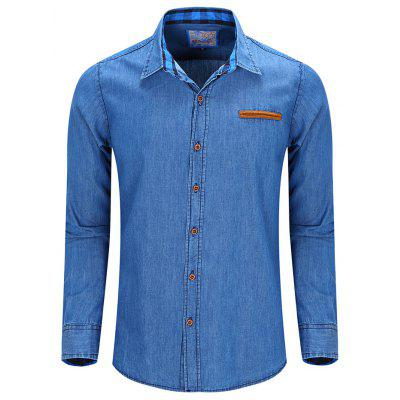 FREDD MARSHALL FM095 Male Shirt