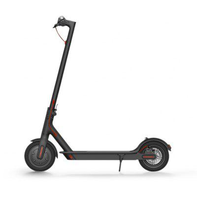 Xiaomi M365 Folding Electric Scooter - WHITE & BLACK