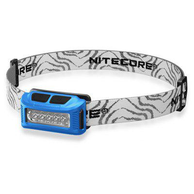 NITECORE NU10  Lampe Frontale  LED Rechargeable