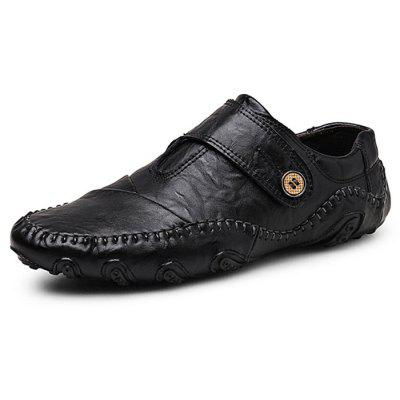 Men Special Genuine Leather Casual ShoesCasual Shoes<br>Men Special Genuine Leather Casual Shoes<br><br>Closure Type: Buckle Strap<br>Contents: 1 x Pair of Shoes<br>Materials: Genuine Leather<br>Occasion: Casual<br>Package Size ( L x W x H ): 33.00 x 24.00 x 13.00 cm / 12.99 x 9.45 x 5.12 inches<br>Package Weights: 0.87kg<br>Seasons: Autumn,Spring,Summer<br>Style: Casual<br>Type: Casual Shoes<br>Upper Material: Genuine Leather