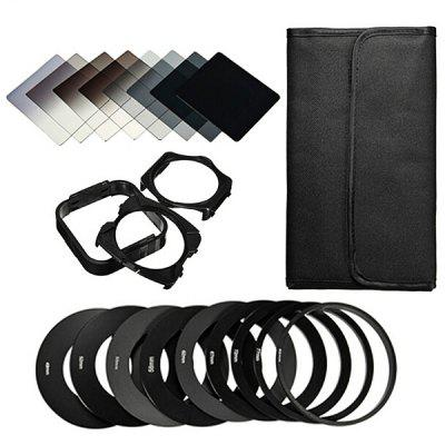 20 in 1 Universal Camera Len Graduated Filter Kit