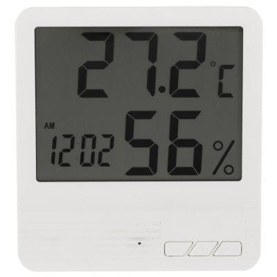 CX - 301 Indoor LCD Electronic Temperature Humidity Meter
