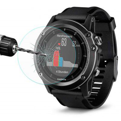 Hat Prince Tempered Glass Film voor Garmin Fenix ​​3 HR