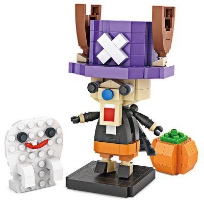 Halloween Building Blocks Toy Puzzles