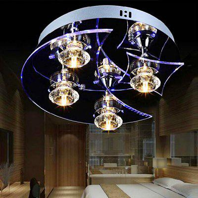 LED Creative Crystal Ceiling Lights