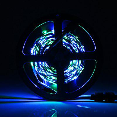 HML 5M 2PCS / Kit 24W Colorful 2835 SMD 300 LEDs Strip Light
