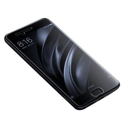 2.5D Tempered Glass Screen Film Protector for Xiaomi Mi 6Screen Protectors<br>2.5D Tempered Glass Screen Film Protector for Xiaomi Mi 6<br><br>Compatible Model: Mi 6<br>Features: High-definition, Ultra thin, Anti fingerprint, Anti scratch, Anti-oil, High sensitivity, High Transparency<br>Mainly Compatible with: Xiaomi<br>Material: Tempered Glass<br>Package Contents: 1 x Screen Film, 1 x Wet Wipe, 1 x Dry Wipe<br>Package size (L x W x H): 19.30 x 9.70 x 1.60 cm / 7.6 x 3.82 x 0.63 inches<br>Package weight: 0.0540 kg<br>Product weight: 0.0080 kg<br>Surface Hardness: 9H<br>Thickness: 0.26mm<br>Type: Screen Protector