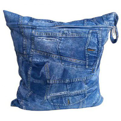 Baby Jeans Training Pants Diaper Bag with Zipper