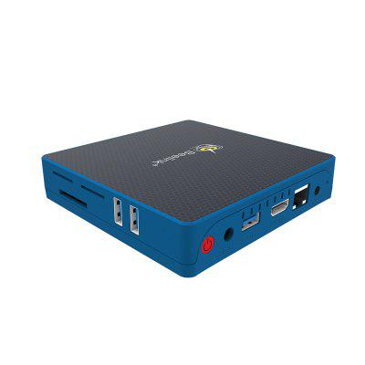 Beelink M1 Quad Core Mini PC 8GB RAM + 64GB ROMMini PC<br>Beelink M1 Quad Core Mini PC 8GB RAM + 64GB ROM<br><br>5G WiFi: Yes<br>Audio format: AAC, APE, FLAC, MP3, OGG, RM, WMA<br>Bluetooth: Bluetooth4.0<br>Brand: Beelink<br>Core: Quad Core<br>CPU: Apllo Lake  N3450<br>Decoder Format: H.264, HD MPEG4, H.263<br>DVD Support: No<br>External Subtitle Supported: No<br>GPU: Intel HD Graphics 500<br>HDMI Version: 1.4<br>Interface: VGA, DC Power Port, SD Card Slot, USB2.0, HDMI<br>Language: English,Germany,Italian,Japanese,Simplified Chinese<br>Max. Extended Capacity: 128G<br>Model: M1<br>Other Functions: 3D Video, ISO Files<br>Package Contents: 1 x Beelink Mini PC, 1 x Charger, 1 x English User Manual, 1 x Mini PC Bracket<br>Package size (L x W x H): 13.20 x 12.40 x 9.00 cm / 5.2 x 4.88 x 3.54 inches<br>Package weight: 0.6390 kg<br>Photo Format: JPG, JPEG, GIF, PNG<br>Power Consumption.: 12W<br>Power Supply: Charge Adapter<br>Power Type: Digital Power Supply<br>Processor: Apollo Lake N3450<br>Product size (L x W x H): 12.00 x 12.00 x 2.40 cm / 4.72 x 4.72 x 0.94 inches<br>Product weight: 0.2480 kg<br>RAM Type: DDR3<br>Remote Controller Battery: 2 x AAA Battery ( Not Included )<br>RJ45 Port Speed: 1000M<br>Support 5.1 Surround Sound Output: No<br>System Activation: Yes<br>System Bit: 64Bit<br>Type: Mini PC<br>Video format: WMV, MPEG4, MPEG2, MPEG1, MPEG, MKV, ISO, DAT, 4K<br>WiFi Chip: Intel3165