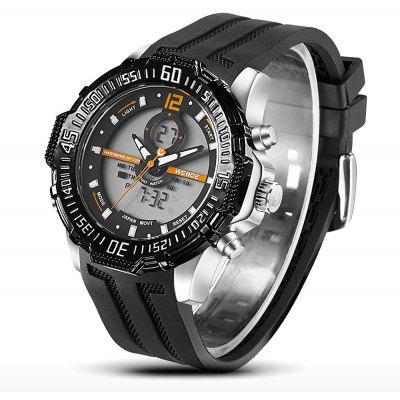 WEIDE 6105 Sports Men Watch