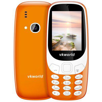 Buy DARKSALMON Vkworld Z3310 Quad Band Unlocked Phone for $19.99 in GearBest store