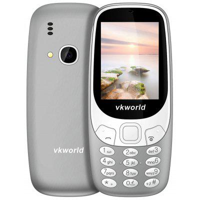 Gearbest Vkworld Z3310 Quad Band Unlocked Phone