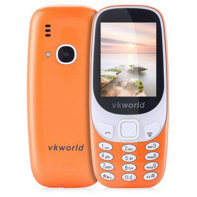 Vkworld Z3310 Quad Band Telefon 2.4 Zoll