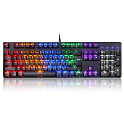Motospeed CK96 USB Wired Backlight Mechanical Keyboard