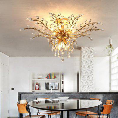 LightMyself YQ1002 - 9A Crystal Ceiling Light