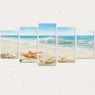 Seaside DIY Home Decor Wallpaper Wall Picture Mural
