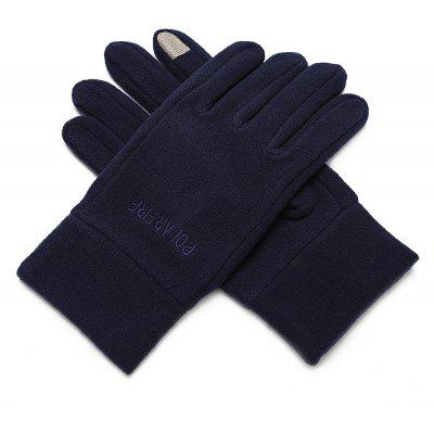 PolarFire Men Winter Outdoor Windproof Cycling Gloves