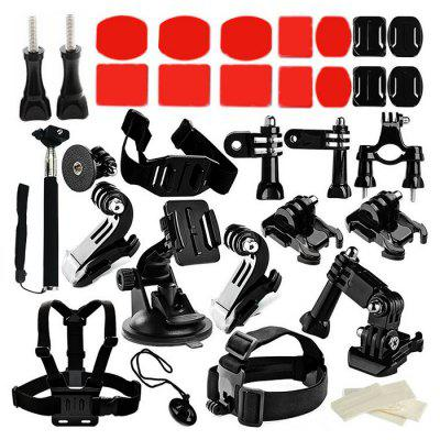 Outdoor Action Sports Camera Accessory Kit