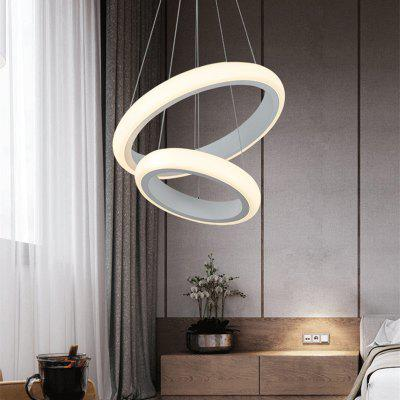 BRELONG Round LED Pendant Light 100V - 240V
