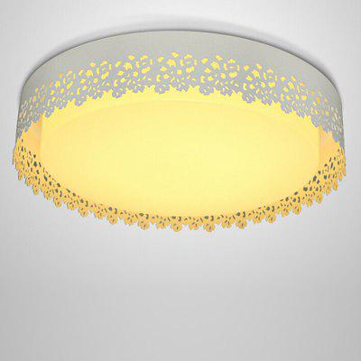 Modern Simple Round Acrylic Ceiling Lamp 220V