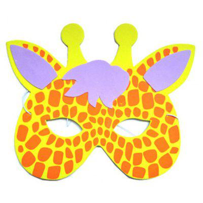 EVA Performance Props Cartoon Mask of Animal Picture