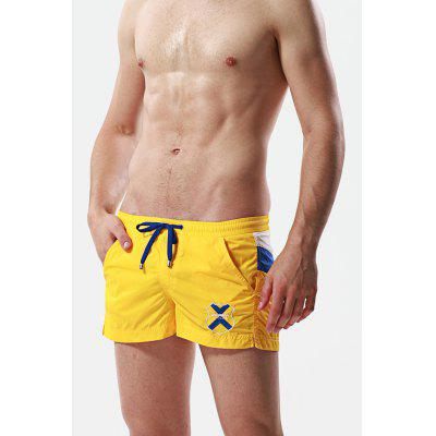 Men Casual Fashion Leisure Home Shorts