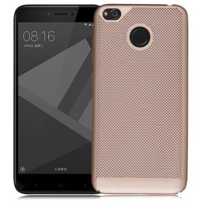 Luanke Frosted PC Hard Protective Shell Case for Xiaomi Redmi 4X