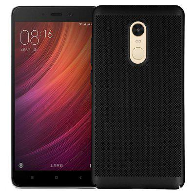 Luanke PC Hard Protective Cover for Xiaomi Redmi Note 4