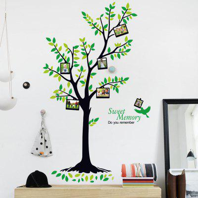 Memory Tree Wall Sticker Wallpaper